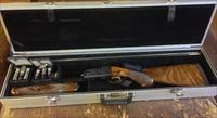 "Krieghoff k80 sporting 32"" barrel with aluminum case !!!"