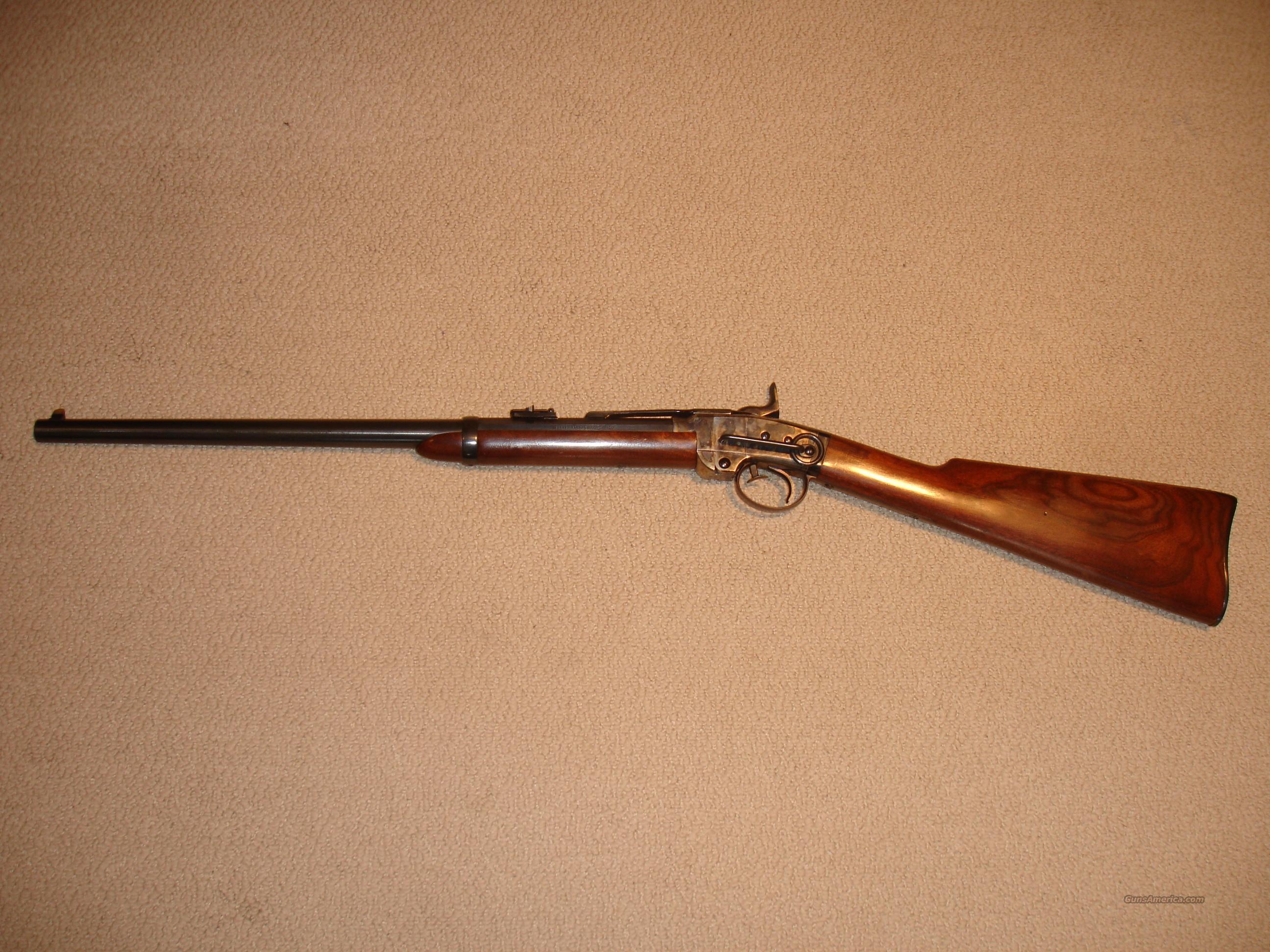 Pietta Smith Carbine Cavalry model