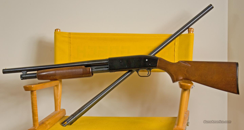 Mossberg 500 AT Shotgun, 12 ga
