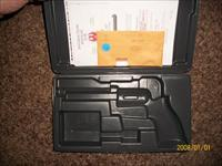 RUGER NEW BEARCAT .22LR REVOLVER FACTORY HARD CASE