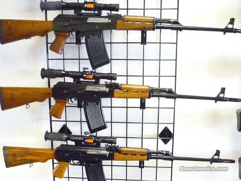 YUGO YUGOSLAVIAN M-76 M76 SNIPER 8mm
