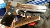 *** LEW HORTON EXCLUSIVE *** COLT GOVT MODEL 1991 -  ONE OF 97 - GOLD CUP PARTS - WRAP GRIPS -
