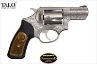 RUGER SP101 ***TALO EXCLUSIVE*** SPECIAL EDITION PREMIER MODEL KSP-321XEN 357 MAGNUM