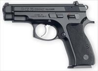 CZ 75 COMPACT - 9MM - MODEL# 01190 -  SINGLE/DOUBLE ACTION -CONCEAL & CARRY - 2 - 10RD mags - 1- 14RD mag