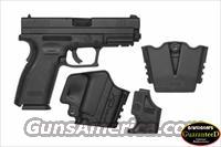 "SPRINGFIELD XD 40SW 4"" BARREL - BLACK 3-12RD MAGS ""NEW"""