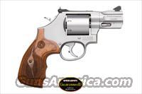 "S&W 686 PLUS PERFORMANCE CENTER REVOLVER -  ***357 MAGNUM*** 7 ROUND - 2.5"" BARREL - MODEL# 170346 *** ON SALE ***"