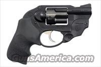 "RUGER ""TALO EXCLUSIVE"" LCR 22LR LASERMAX CENTERFIRE"