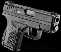 "SPRINGFIELD XDS 9mm - 3.3"" STEEL BL - COMES WITH 3 MAGAZINES 1 - 9RD MAG  W/SLEEVES & 2 - 7RD MAGS"