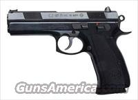 "CZ 97B PISTOL- 45ACP - ""DOUBLE ACTION"" 4.8"" BARREL - 10+1 - MODEL # 01411 *** COMES W/3 10 RD MAGAZINES *** REDUCED ***"