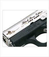 "ENGRAVED - ""BLACK ROSE EDITION"" -KAHR ARMS PM9 -   9mm - LAST ONE!!!"