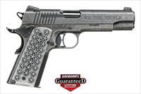 "SIG SAUER 1911 ""WE THE PEOPLE"" - PISTOL - ENGRAVED - .45 ACP -"