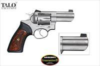 "RUGER GP100 WCGP ""TALO EDITION"" REVOLVER  MODEL 1752"