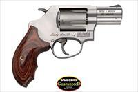 S&W MODEL 60 LADYSMITH  357 MAGNUM/38 S&W SPECIAL+P MODEL 162414** ON SALE !!