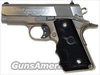 "COLT DEFENDER 45 ACP ""GREAT CONCEAL & CARRY GUN"" ***COMES WITH 4 MAGAZINES***"