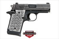 "SIG P938 - ""WE THE PEOPLE"" - MICRO-COMPACT 9MM PISTOL - SINGLE ACTION - 7 RD - CONCEAL& CARRY"