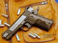 A CONSECUTIVE SET OF (2) M1911 WILEY CLAPP GOV 45ACP TALO - ***2 OF 102 ***SPECIAL CONSECUTIVE SERIAL NO.s *** LIMITED