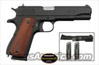 "ATI FX45 MIL 45ACP 5"" BARREL W/PISTOL BAG & 1911-22 CONVERSION KIT FROM GERMAN SPORT GUNS"