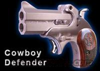 BOND COWBOY DEFENDER .357 MAGNUM/.38 *** NEW IN BOX  ***
