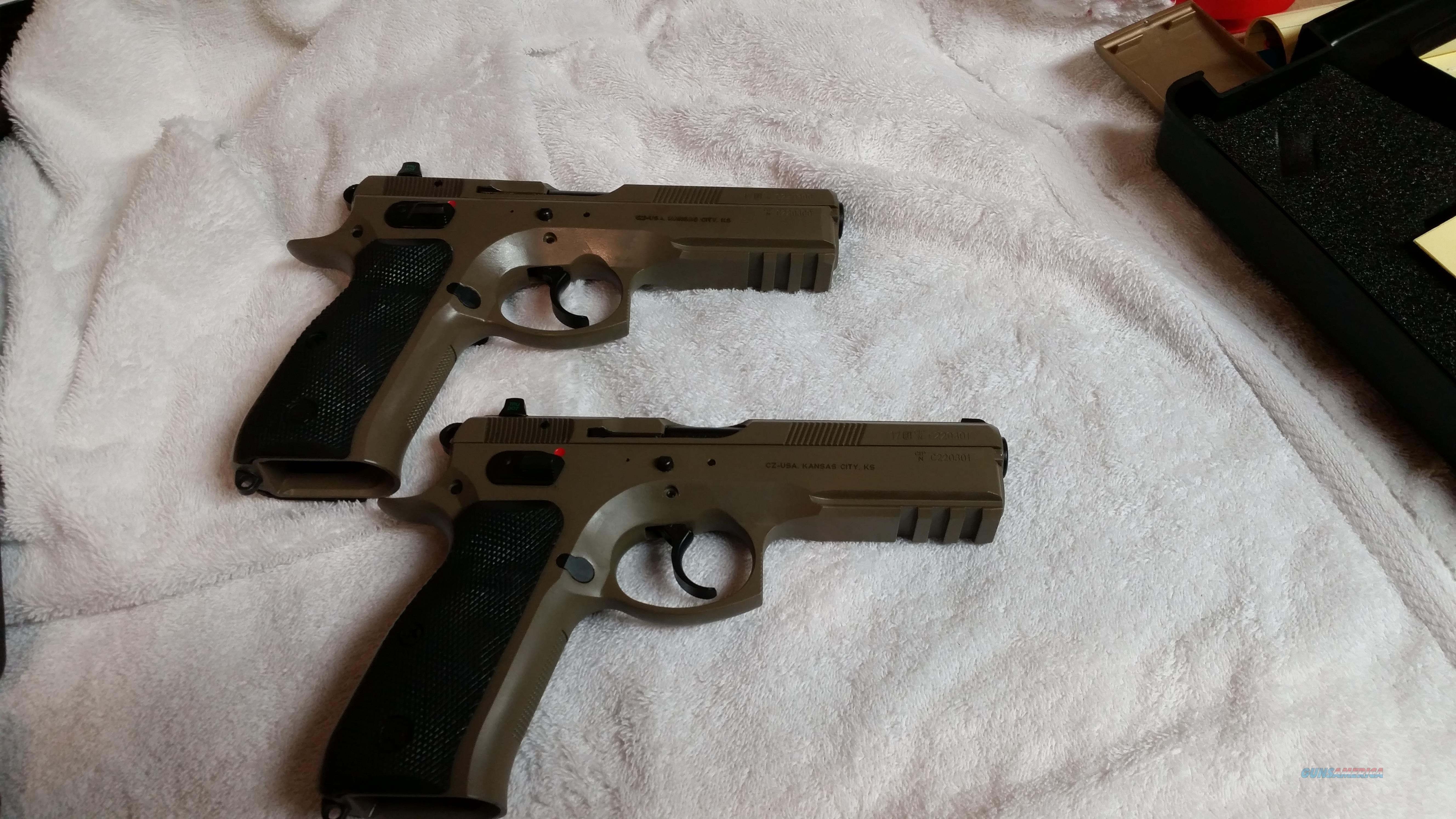 CZ Pistol Local Deals, National For Sale & User Ratings at GunsAmerica