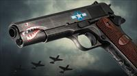 Auto-Ordnance The WW2 Squadron Special Edition 1911 - .45 ACP - Specialized Artwork