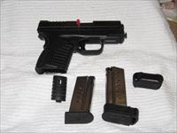 SPRINGFIELD XDS - 9 -MODEL XDS9339BE -  9mm ESSENTIALS PACKAGE  -