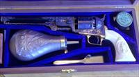 Master Engraved C-series Colt