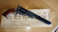 C1121 factory engraved 1851 Navy