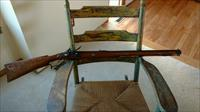 JA GEFROH CUSTOM JAEGER STYLE FLINTLOCK RIFLE
