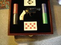 Smith & Wesson Model 36 Texas Holdem set