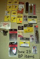 Black powder accessories many view picture