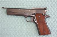 "Colt ""Clark Custom"" Government made in 1967"