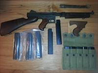 THOMPSON FULL AUTO M1 SUBMACHINE GUN