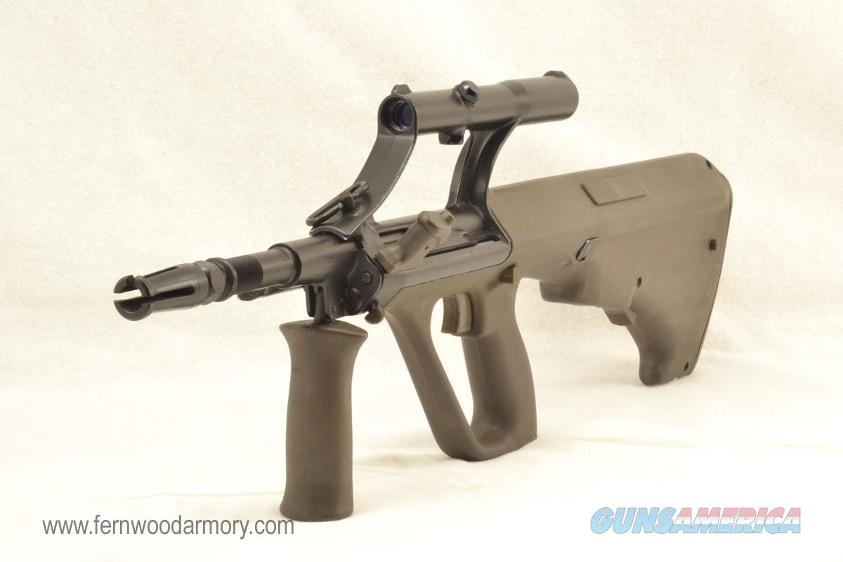 steyr aug pre ban serial numbers