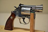 "Smith & Wesson Model 15-4 Nickel 2"" 1981"