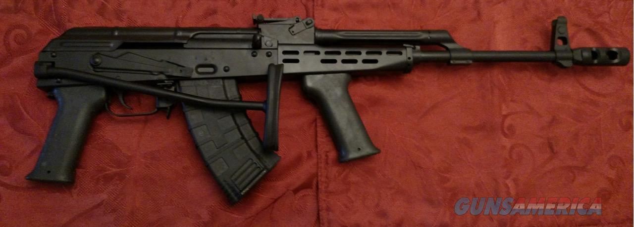 Folding Stock AK-47 New Build Unissued Parts Matching Numbers Cerakote  Finish Fully Hardened Receiver USA Barrel 16