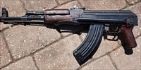 Rare Romanian1968 Palm Swell Underfolder AK-47 Fully Hardened Receiver Polish Cold Hammer Forged Chrome Lined Barrel Matching Numbers Unfired Parts Kit