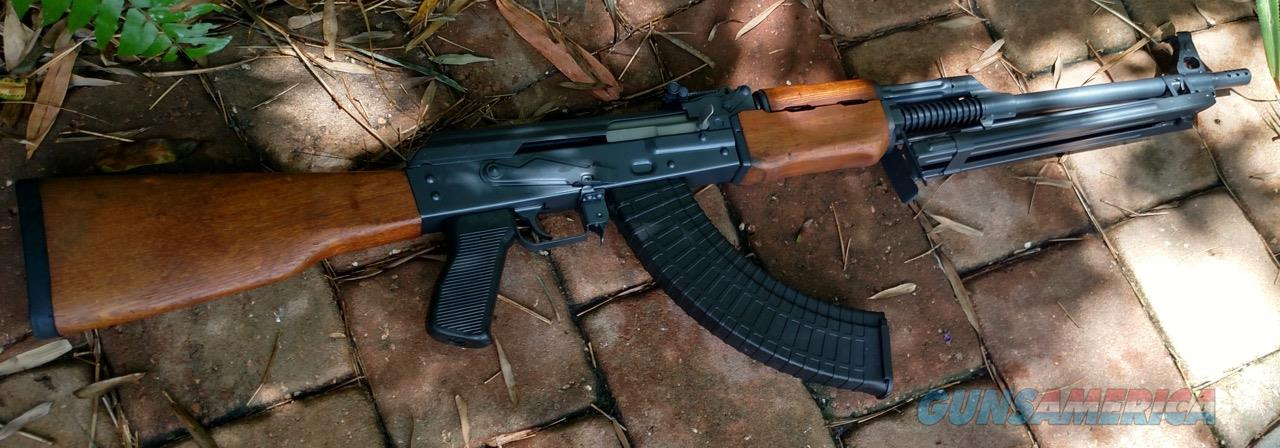 Yugo M72 RPK AK-47 Type Chrome Lined Heavy Barrel Cooling Fins Full  Hardened 1 5mm Receiver Bi-Pod Matching Numbers 40rd  Mag Cleaning Rod  Night
