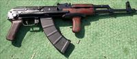 Rare Romainian MD-65 Underfolder AK-47 Battle Polish Radom Cold Hammer Forged Chrome Lined Barrel Fully Hardened Receiver Matchnig Numbrs Cerakote Finish ALG Trigger Best Built AK For Sale At Any Price