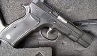 CZ 75-B Custom Built Competition or Excellent Range Pistol All Cajun GunWorks Upgraded Parts
