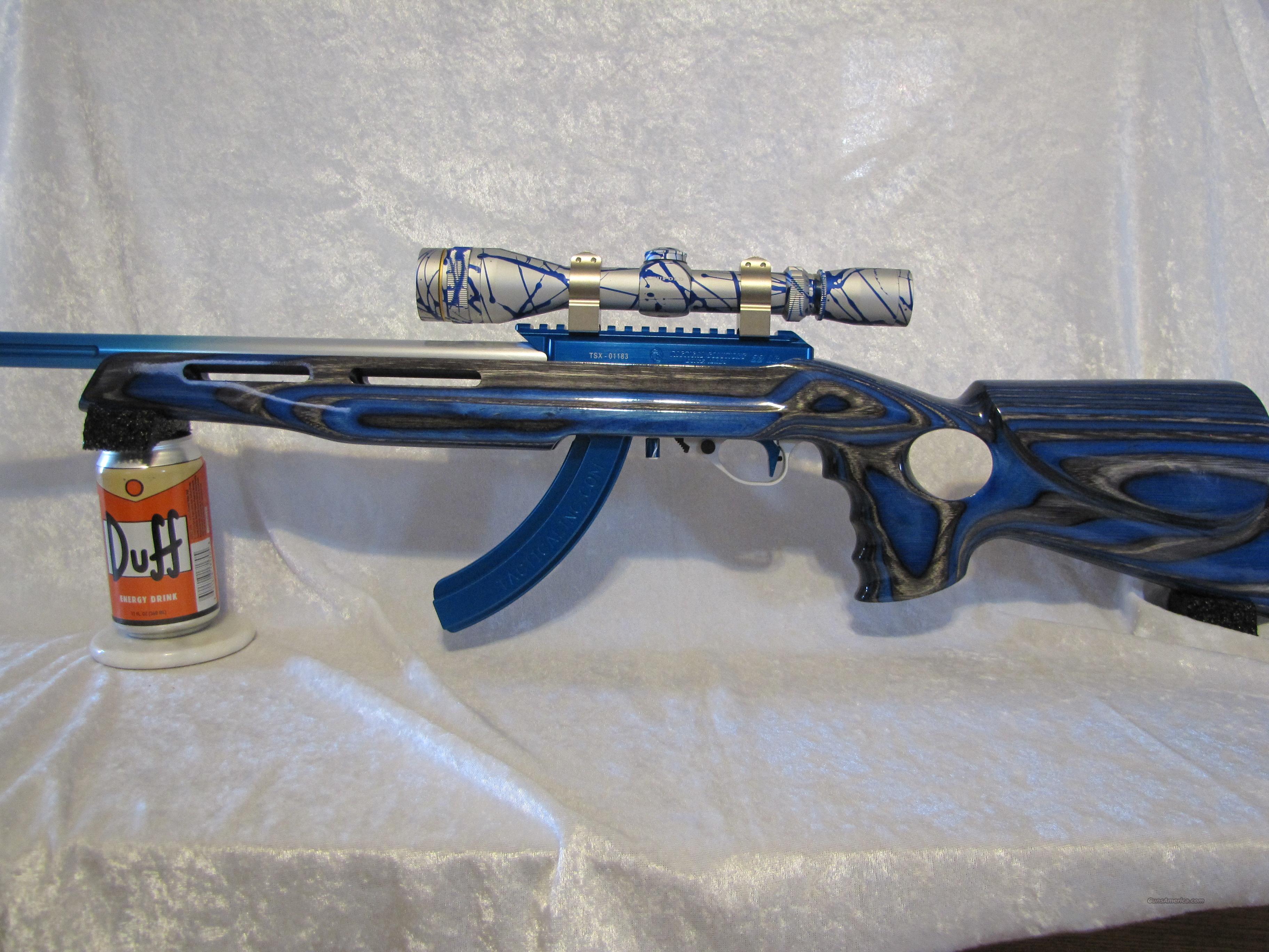 custom built 10 22 rifle for sale