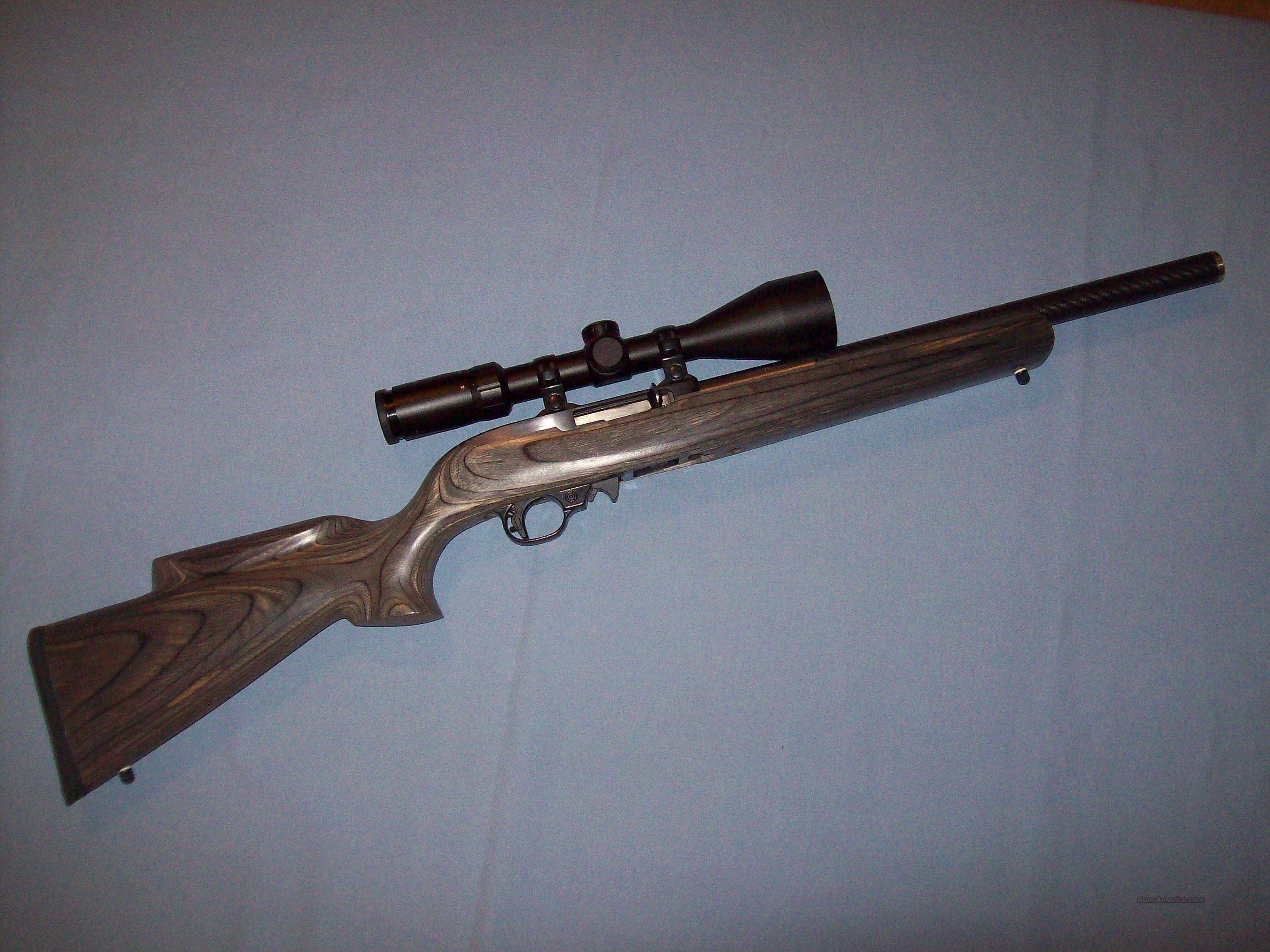Ruger 10 22 Magnum Volquartsen Custom