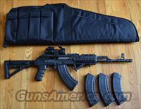 Norinco Mak-90 tactical with lots of extras!