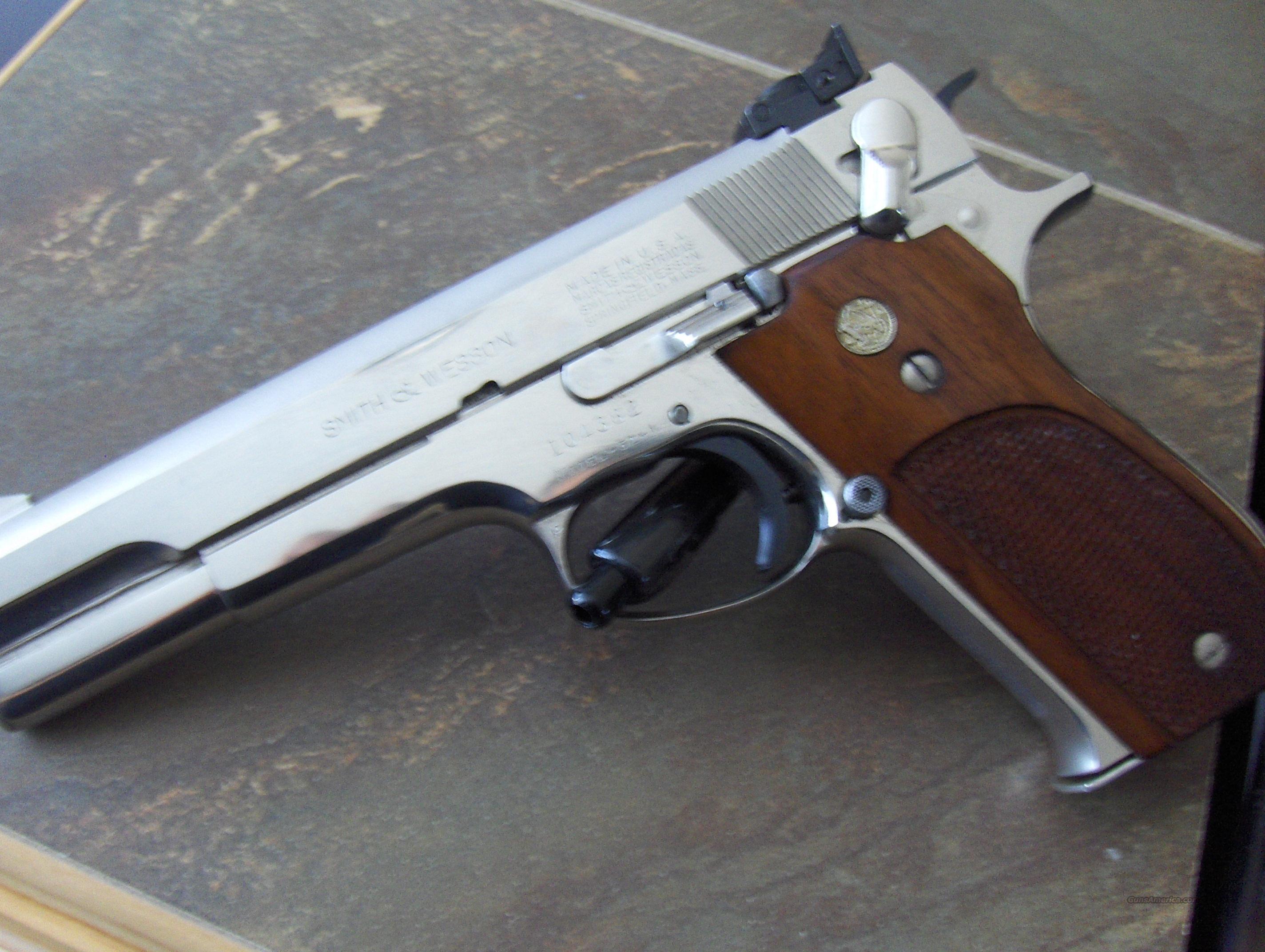 s w model 52 1 for sale rh gunsamerica com User Manual Operators Manual