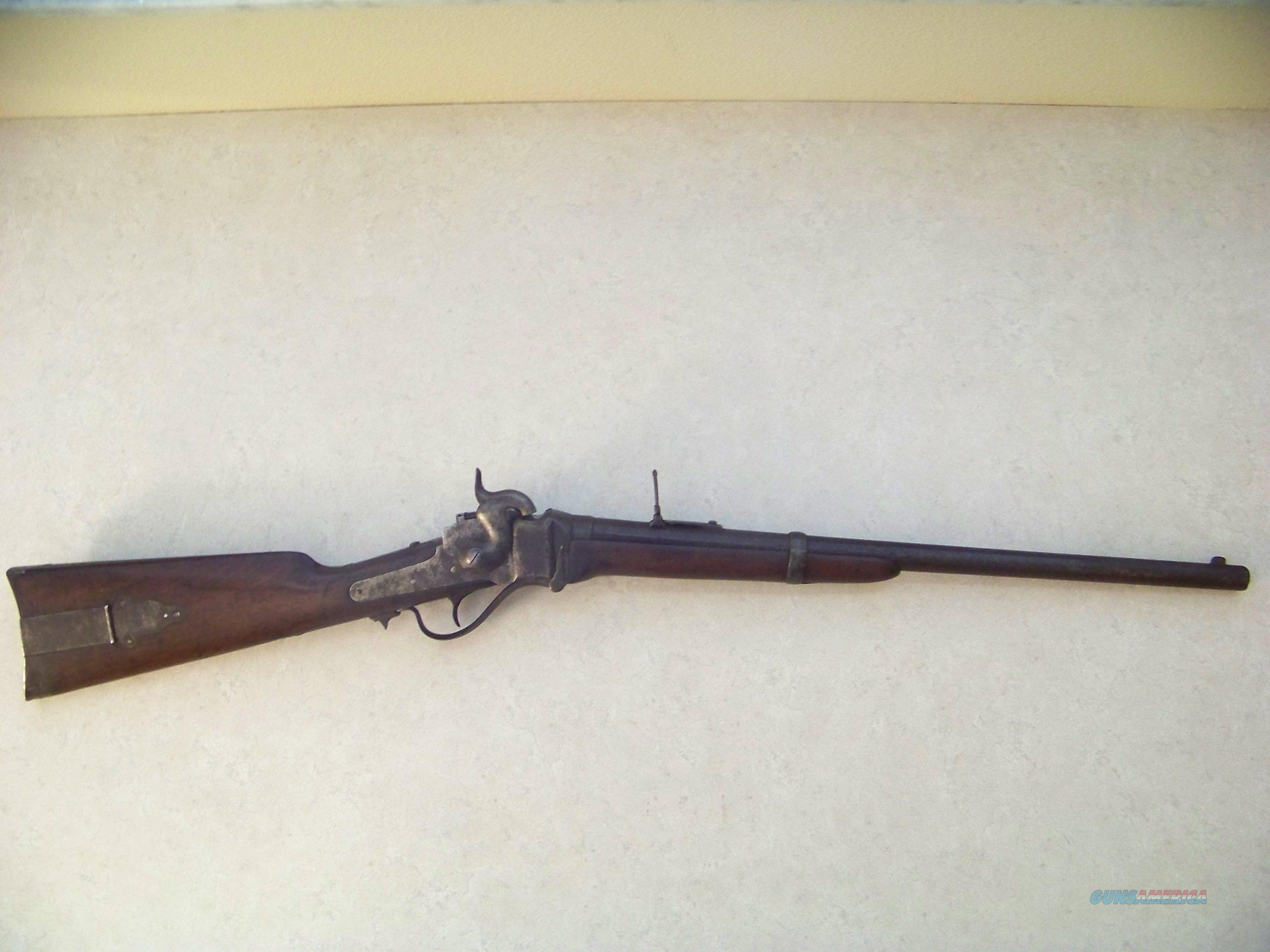 Civil War 1859 Sharps Carbine