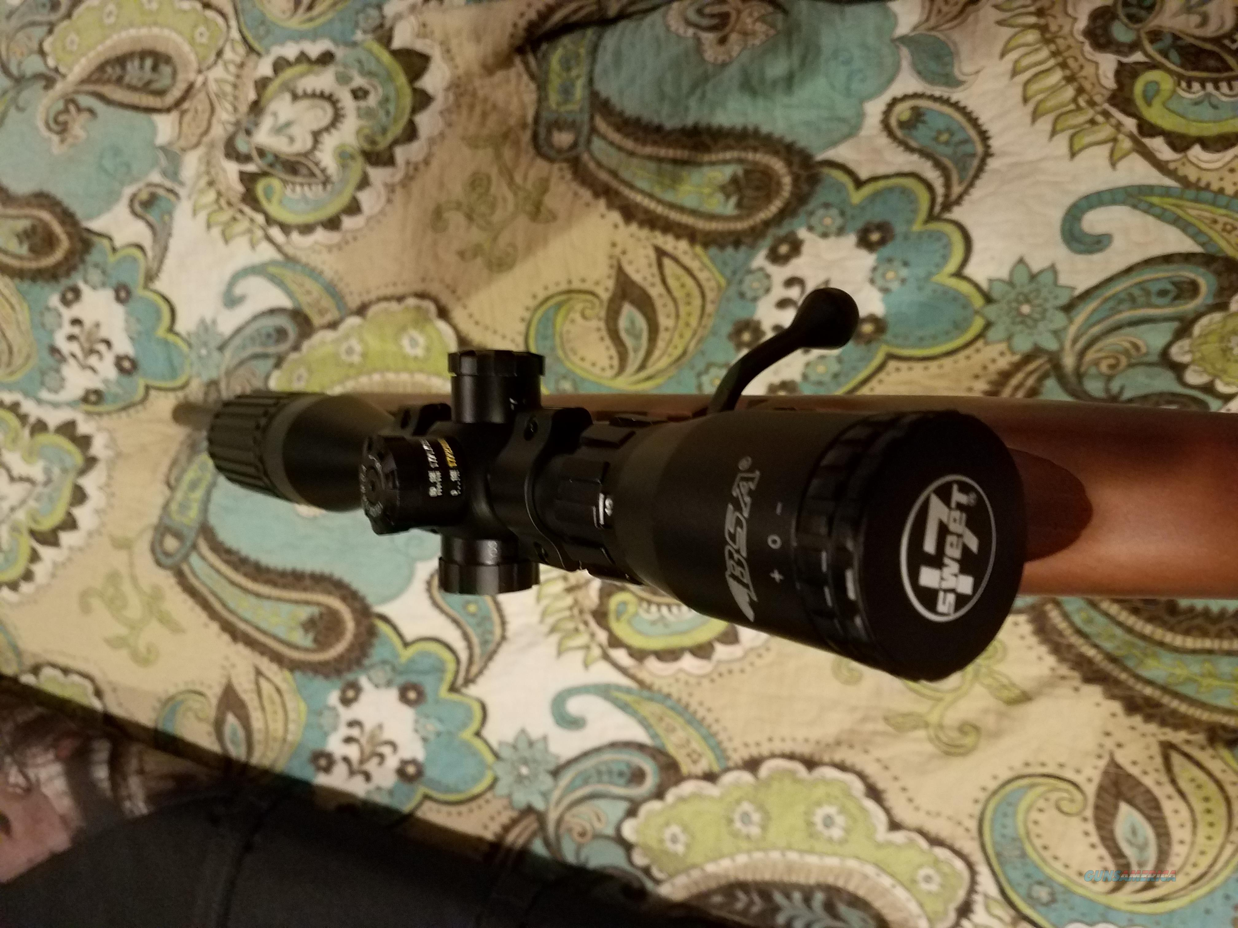 Marlin Xt 17v With Scope And Extras For Sale