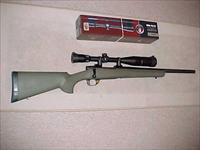 HOWA 1500 VARMINT HB 223 SCOPED