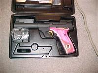 BROWNING BUCKMARK CAMPER ROSE EDITION