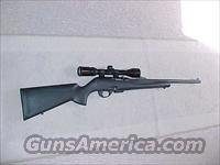 REMINGTON 597 22WMR BUSHNELL 3X9
