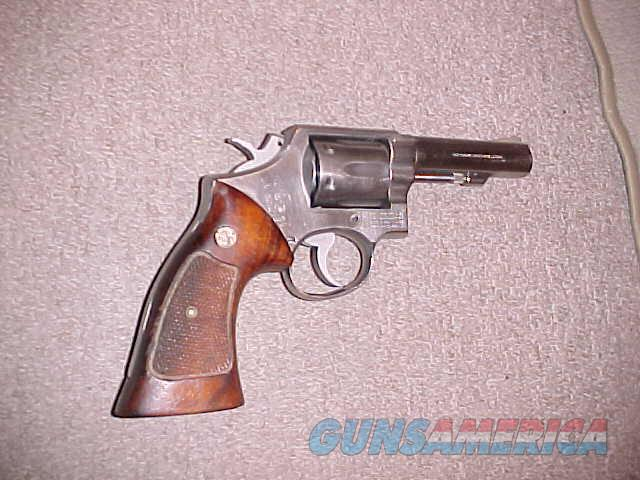 SMITH WESSON 64-1 POLICE TRADE IN