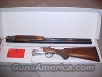 RUGER RED LABEL50TH ANNIVERSARY 12GA O/U